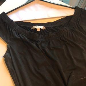 Trina Turk jersey jumpsuit with elastic waist